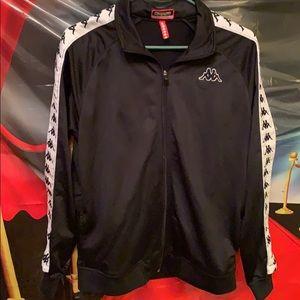 Kappa jacket men's size med